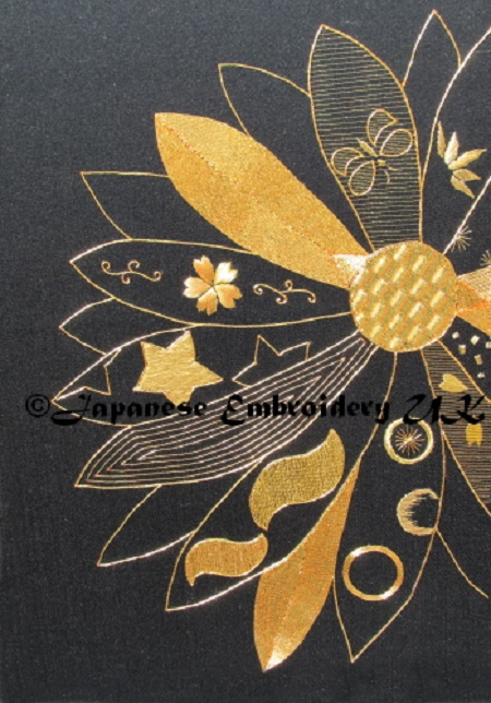 Japanese embroidery centre uk